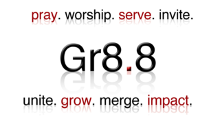 Gr8.8 logo